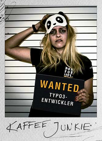 Wanted-Kampagne