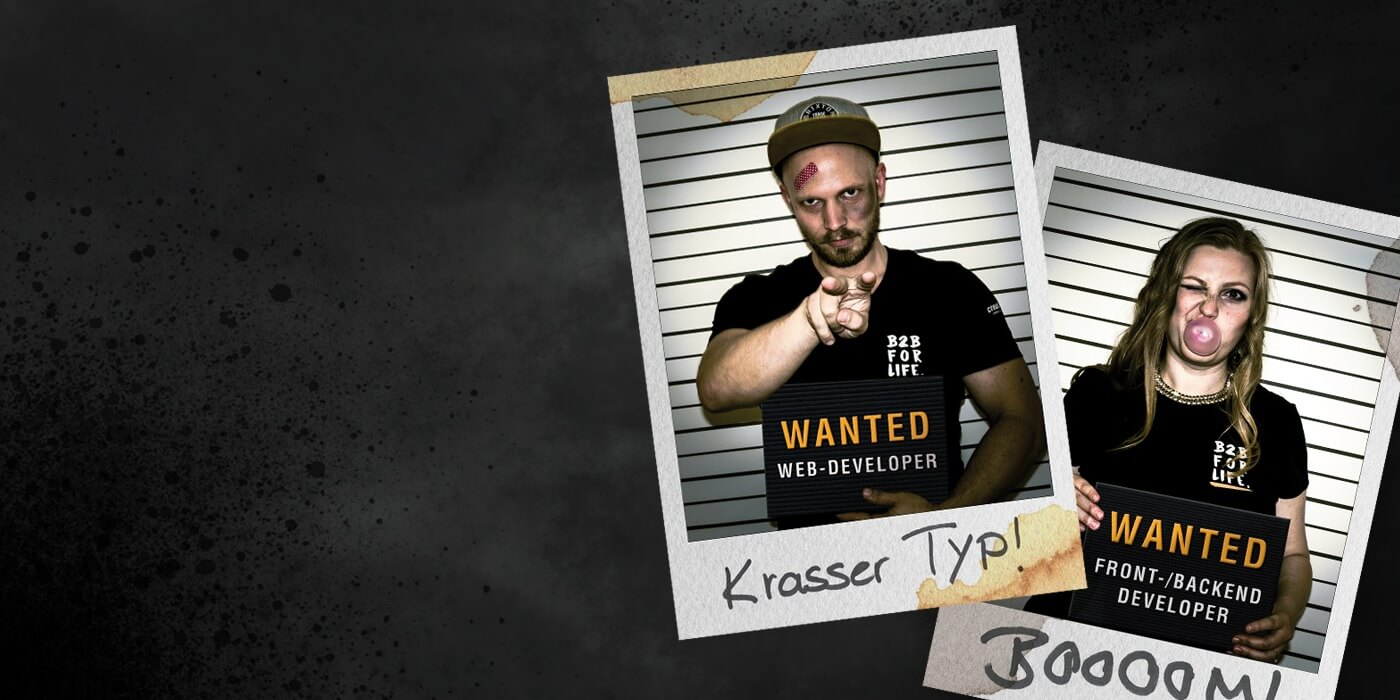 Keyvisual: Wanted