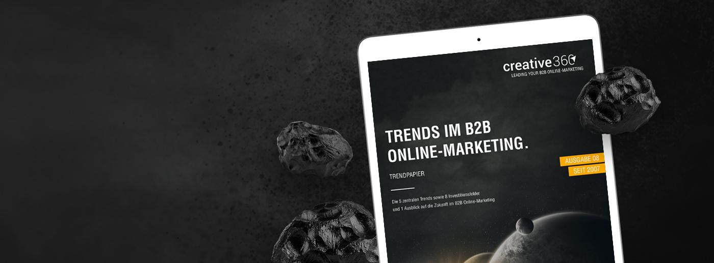 Keyvisual Trendpapier